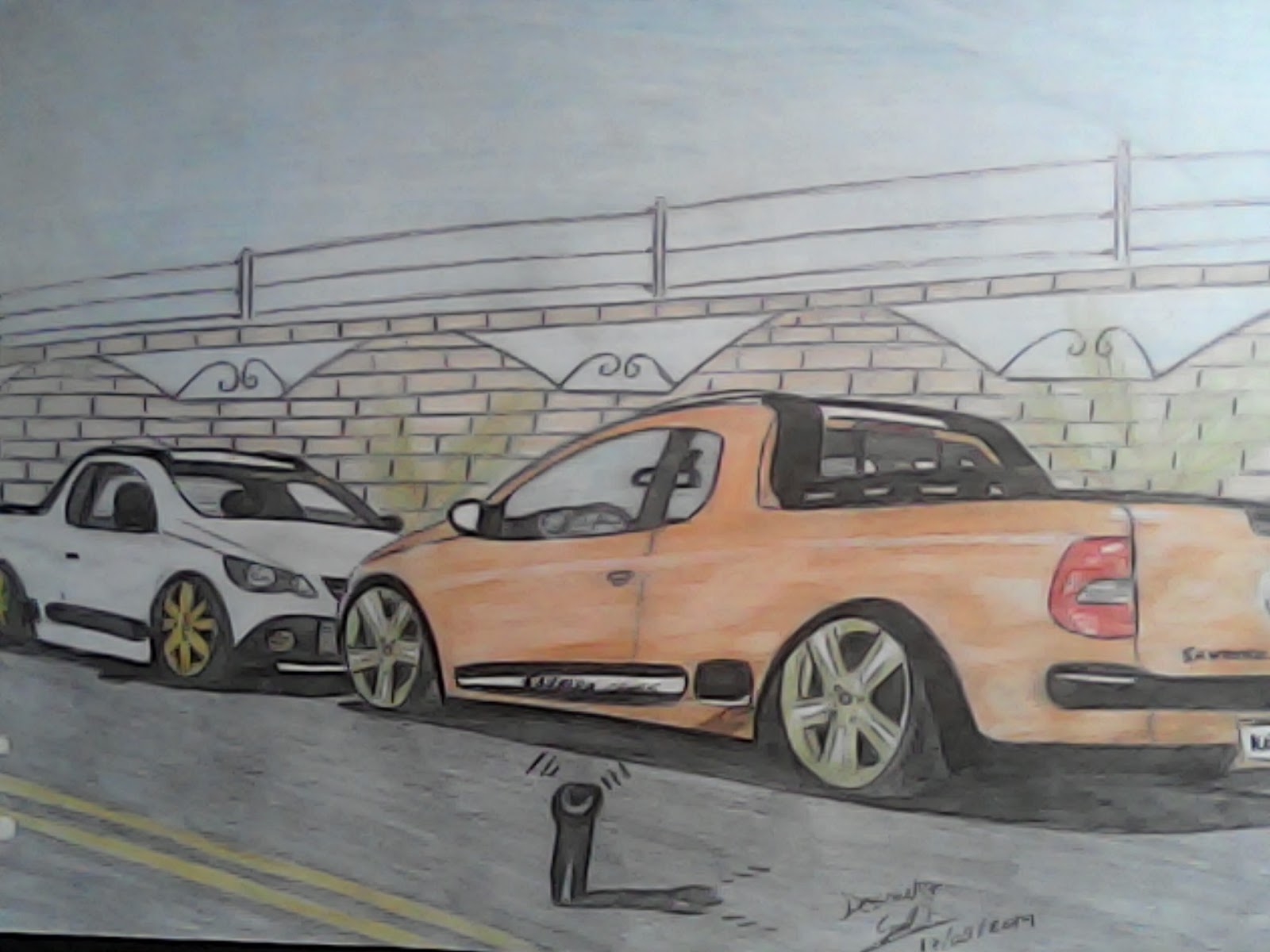 Top Designer automobilistico ,Evoluçao automotiva: Rebaixados só pra  IB57