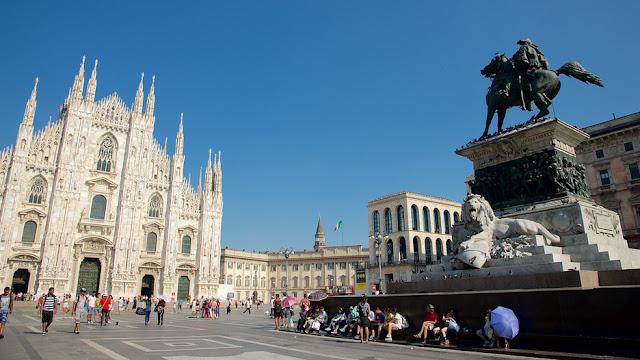 Roteiro de dois dias em Milão