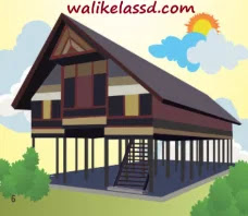 Kunci Jawaban Kelas 4 Tema 6 Subtema 2 Halaman 96 Manfaat dan Kegunaan Rumah Adat Aceh