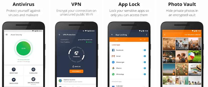 Avast Antivirus Android