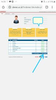 Formulir Online lowongan kerja PT Denso