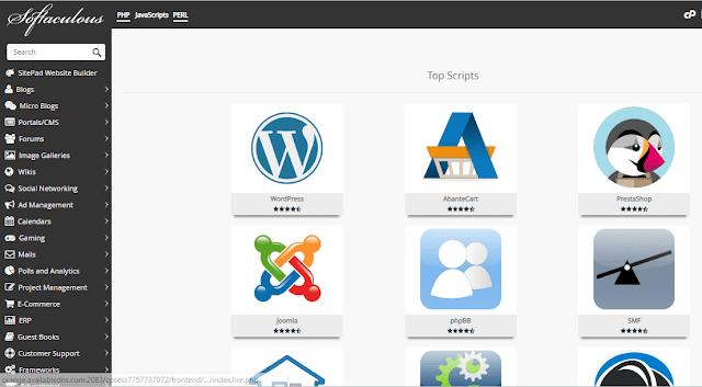 Tutorial Install WordPress di cPanel Hosting` 17