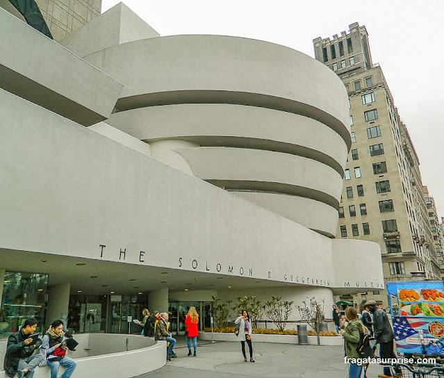 Museu Guggenheim, Nova York