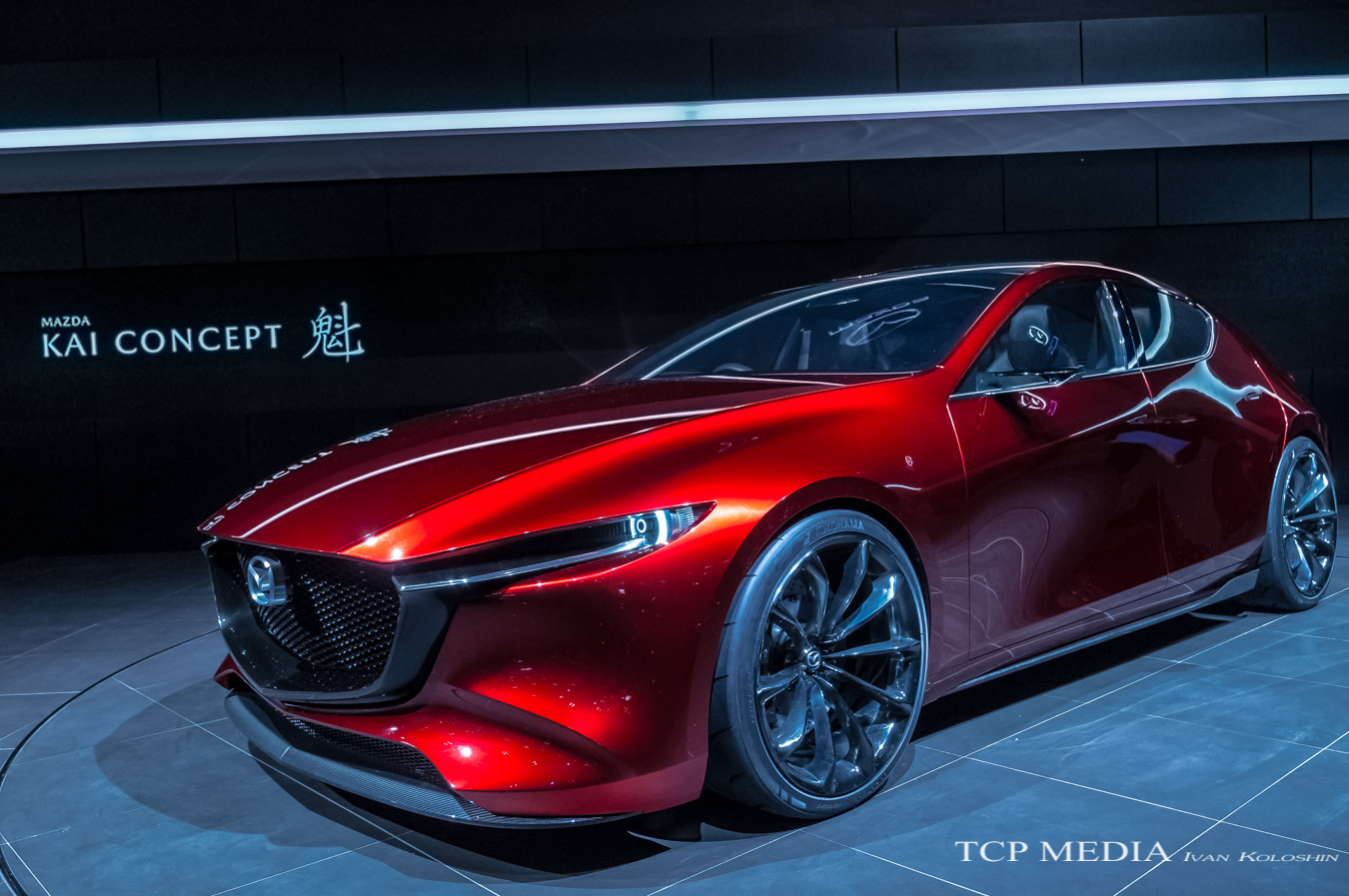 BMW's and Others at Tokyo Motor Show 2017 - BMW 3-Series and