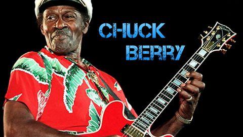 Biografía y Equipo de Chuck Berry