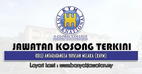 Jawatan Kosong 2021 di Kolej Yayasan Melaka