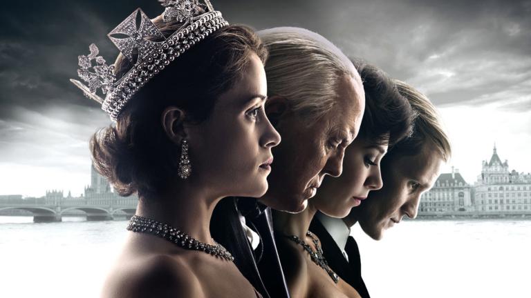 The Crown : The Reign of Queen Elizabeth II