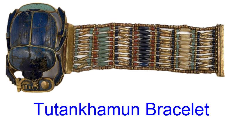 Tutankhamun Flexible Bracelet