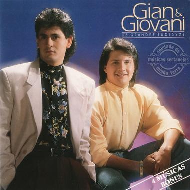 Baixar CD GIAN E GEOVANE OS GRANDES SUCESSOS