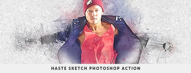 Painting 2 Photoshop Action Bundle - 40