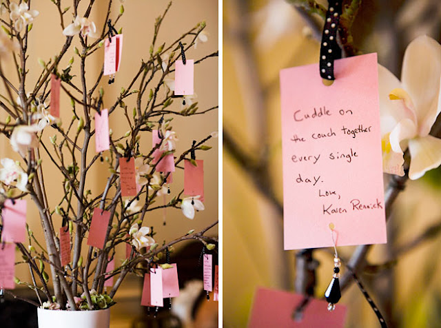 guestbook tree ideas