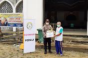Giat Bhayangkari Peduli, Bhayangkari Ranting Kembayan bagikan Paket Sembako