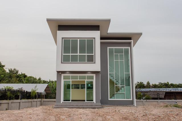 บ้านสองชั้นราคาหนึ่งล้าน