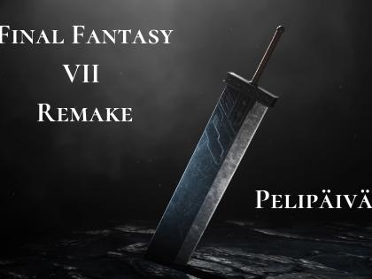 Final Fantasy VII Remake -päiväkirja osa 1