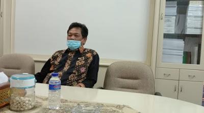 RM. Ismail Dukung Ranperda Adapatasi Kebiasaan Baru Segara Menjadi Perda