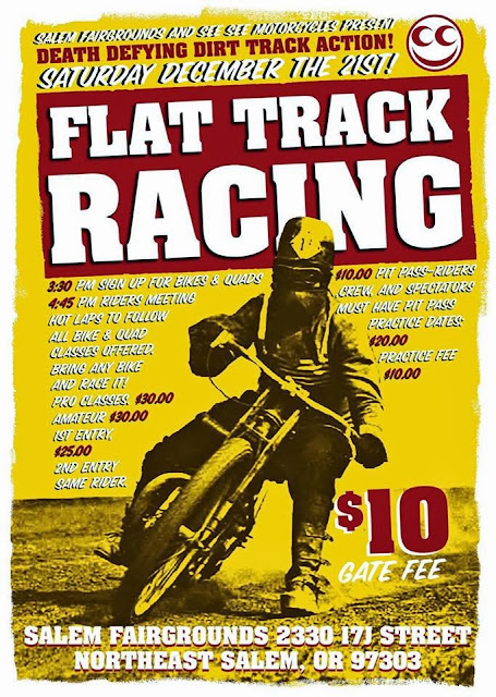 See See Flat Track