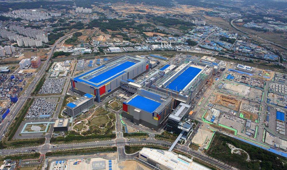 삼성전자, 평택캠퍼스에 EUV 파운드리 생산시설 구축