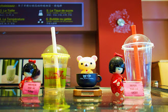 Mes Adresses : Bubble Tea, le thé funky - 15 rue de Belleville - Paris 19
