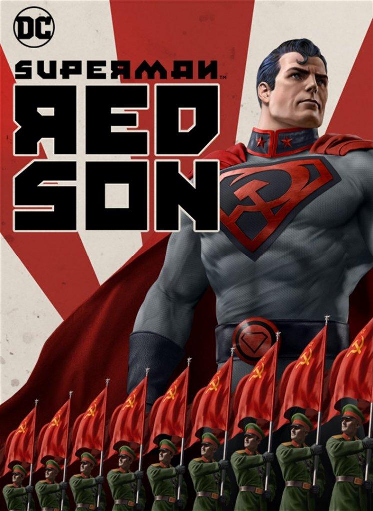 Baixar Superman Entre a Foice e o Martelo Torrent Dublado - BluRay 720p/1080p