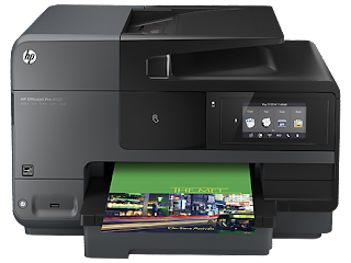 HP Officejet Pro 8625 e-All-in-One Printer Driver Download