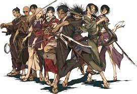 Blade of the Immortal Tagalog Dubbed