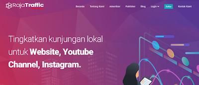 Cara Menaikan Penjualan Bisnis Online Pasang Iklan Banner di Rajatraffic.com