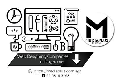 web designing company singapore