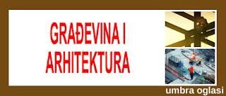 6. - GRAĐEVINA I ARHITEKTURA NA UMBRA OGLASIMA