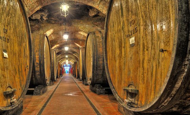 Vinícola Cantina Fattoria della Talosa em Siena