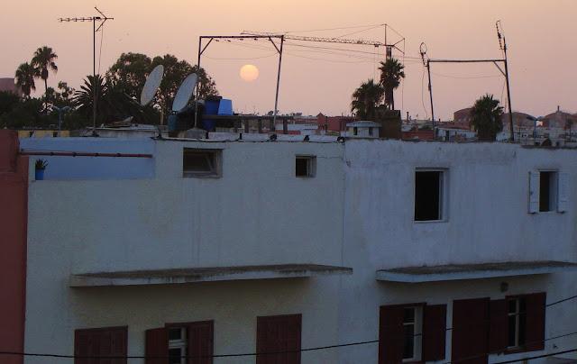 Na randce w Maroku