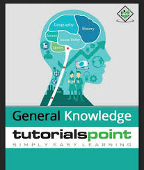 GENERAL KNOWLEDGE TUTORIALS BOOK