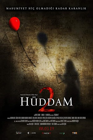 Hüddam 2 (2019) 300MB Full Hindi Dual Audio Movie Download 480p WebRip