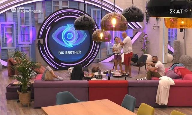 «Καμπάνα» 150 χιλιάδων ευρώ στον ΣΚΑΪ για το τηλεοπτικό σκουπίδι  «Big Brother»