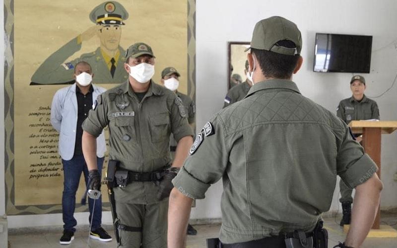 Solenidade marca passagem de comando de unidade da DIRESP II - Portal Spy