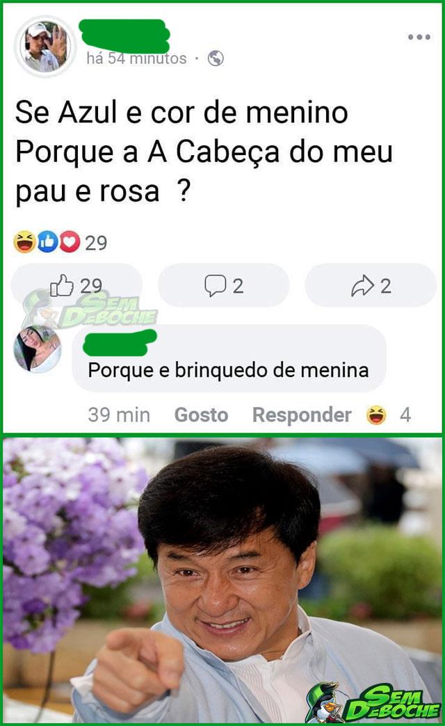 TEMOS UM GÊNIO AQUI, SENHORES