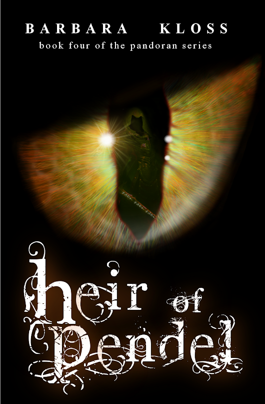 Barbara Kloss: HEIR OF PENDEL is Out NOW!