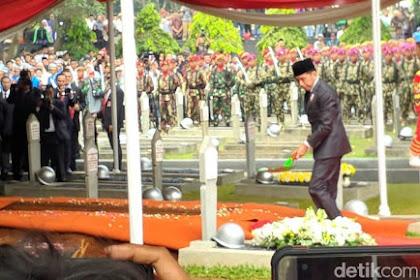 Presiden Jokowi: Pesawat Gatotkaca BJ Habibie Inspirasi Bangsa untuk Percaya Diri