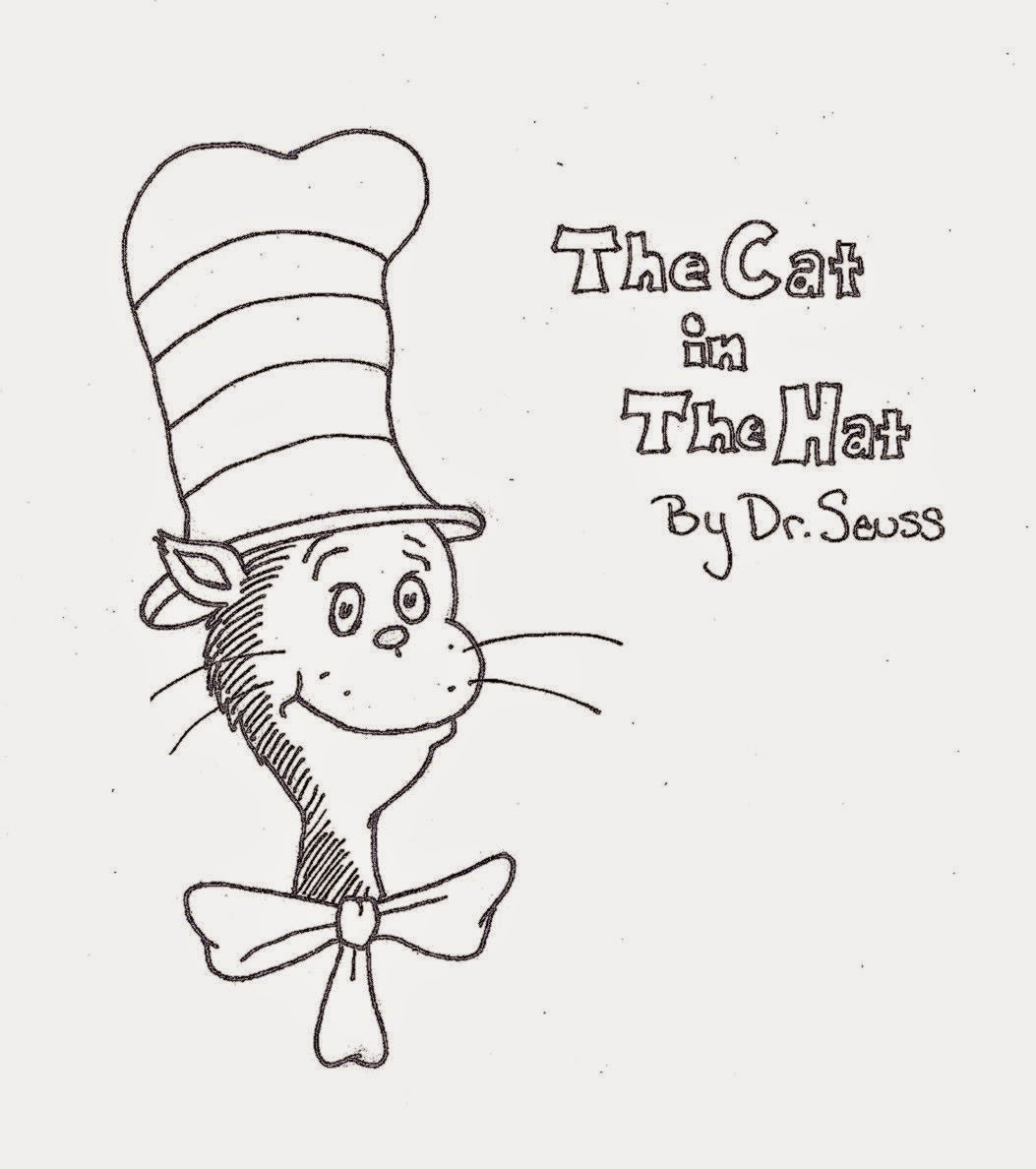 Dr Seuss Coloring Sheets