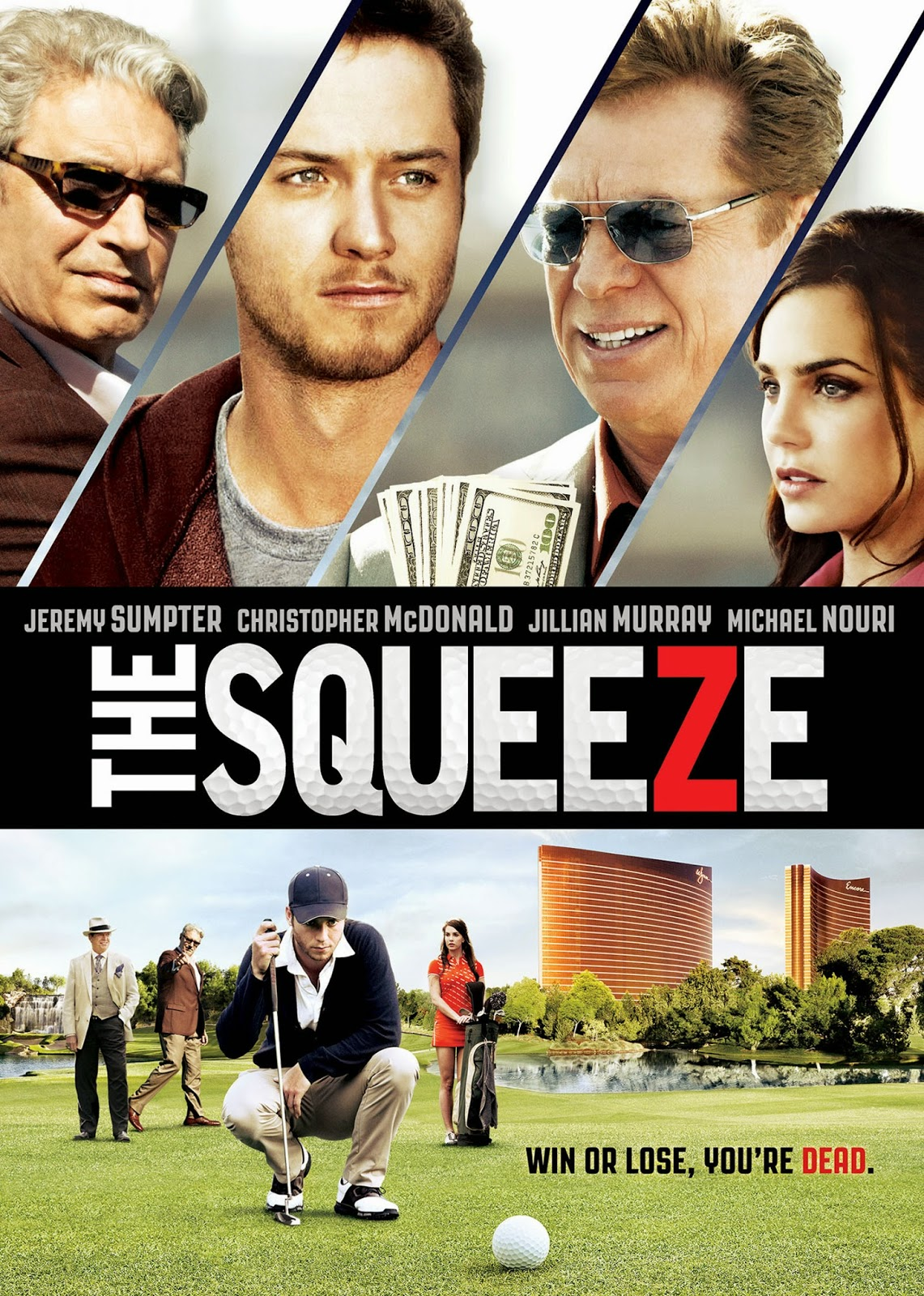 Golf Movie Review: The Squeeze « Ottawa Golf Blog