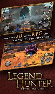 Game Legend Hunter-Devil Unleashed APK