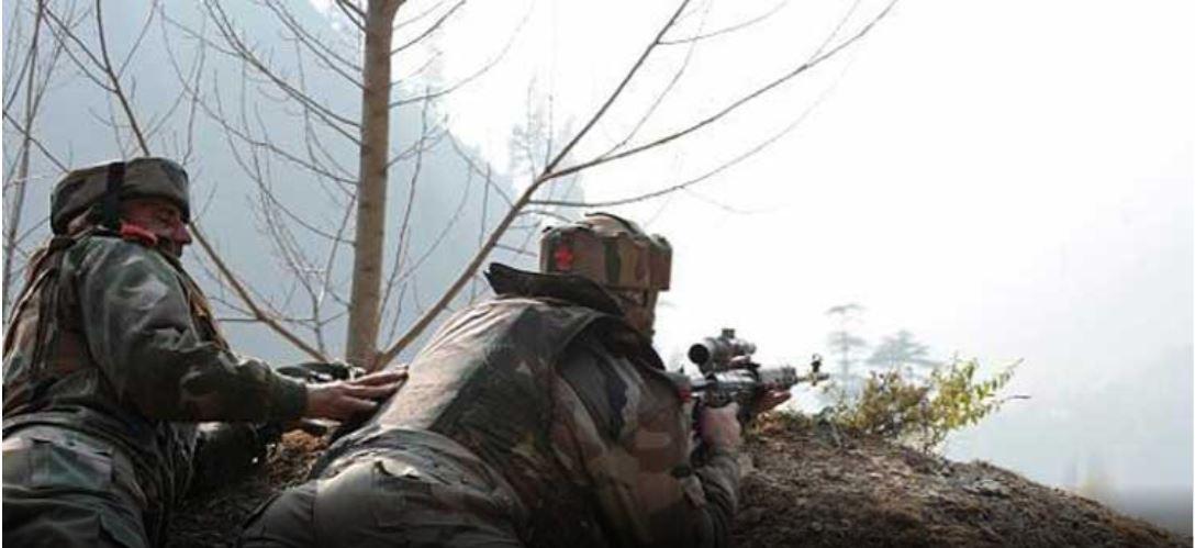 गणतंत्र दिवस से पहले एलओसी पार से घुसपैठ की साजिश नाकाम ,सेना ने किए 3 आतंकी ढेर