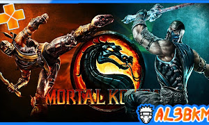 تحميل لعبة Mortal Kombat Unchained  لمحاكي  ppsspp