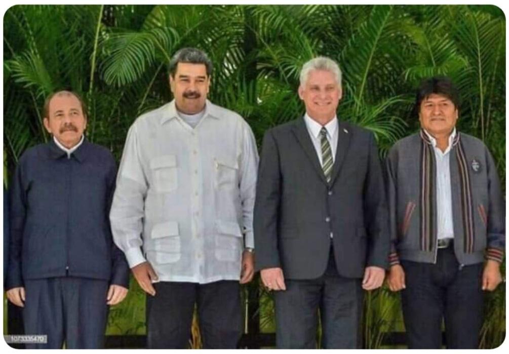 Recientemente se produjo la reunión anual del ALBA en Cuba / TWITTER