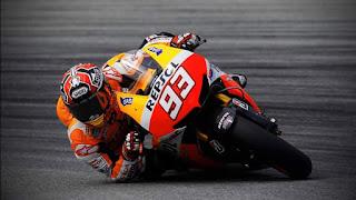 Marquez Rebut Posisi Pole di MotoGP Jerman