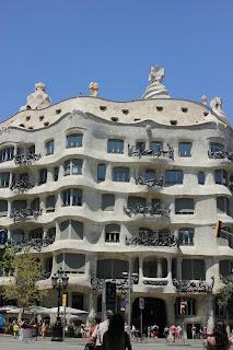 Casa Milá-La Pedrera