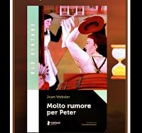 """Logo Vinci gratis una copia del romanzo """" Molto rumore per Peter"""""""