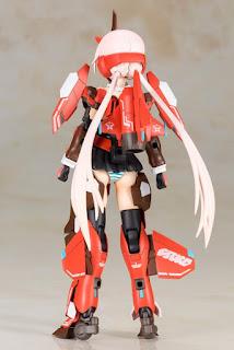 Frame Arms Girl Stylet A.I.S Color - Kotobukiya