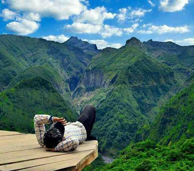 Info Lokasi Bukit Kura Kura Ongakan yang Hits di Kediri, wisata kediri, wisata sekitar gunung kelud