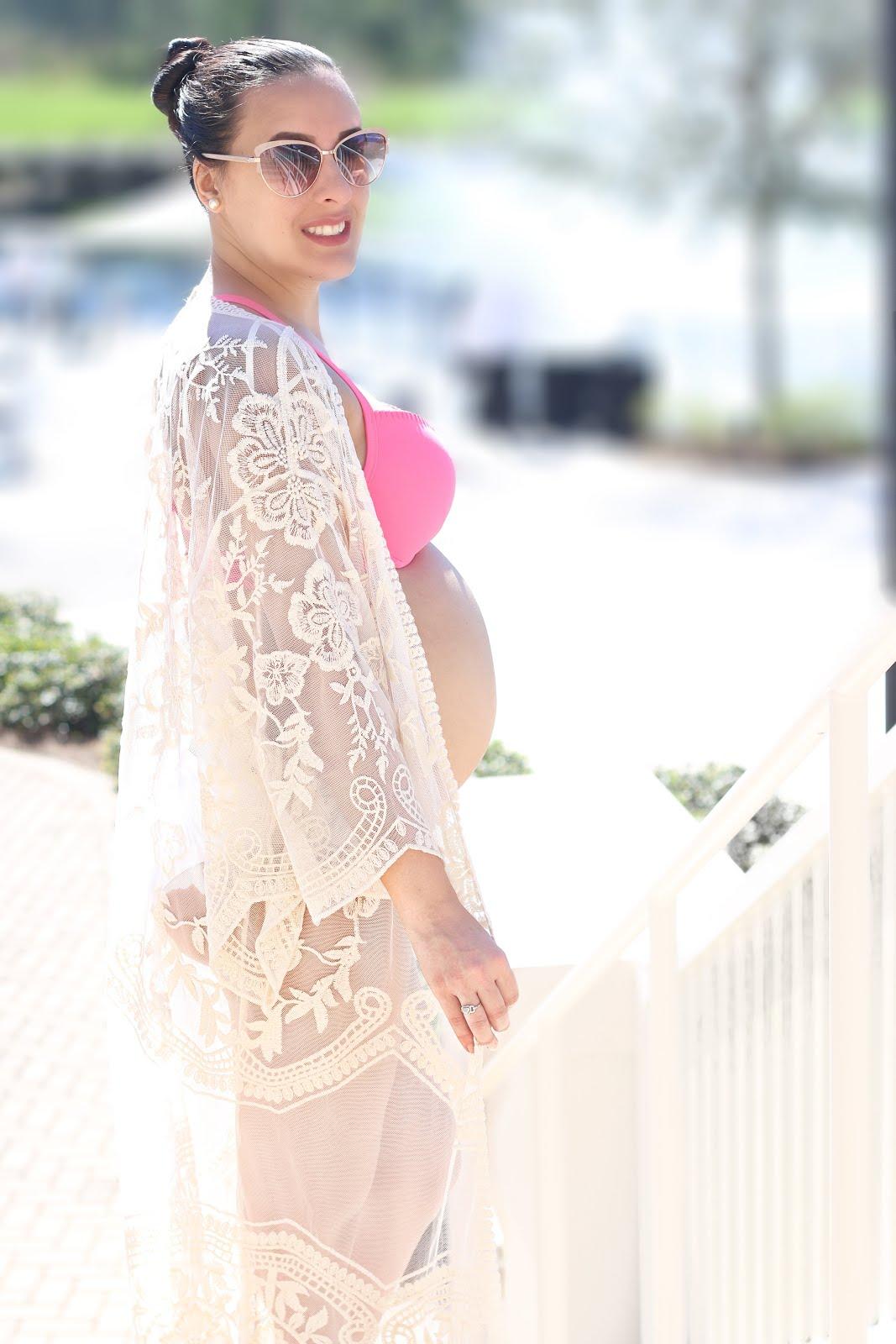 6a1425a7afd Stylish Maternity Maxi Dress