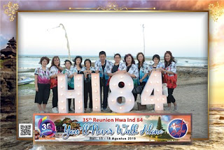 35TH REUNION HWA IND 84 16082019 @GRAND MIRAGE - TANJUNG BENOA